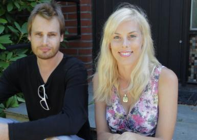 Blogger Interview with Travel Experts Nathan and Sofia