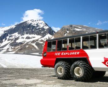 Columbia Icefield Ice Explorer