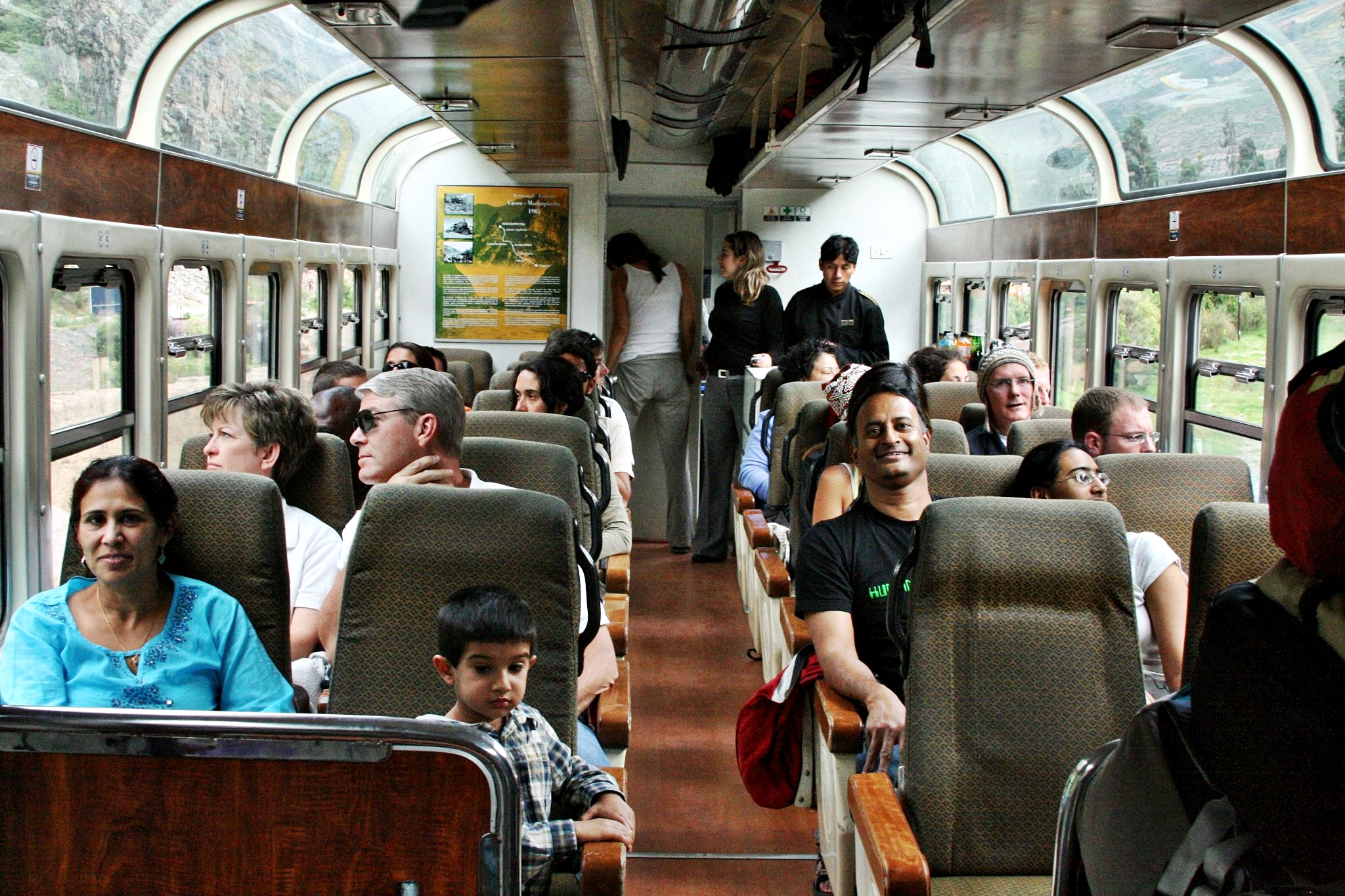 Peru Travel Tips: Taking the Train to Machu Picchu