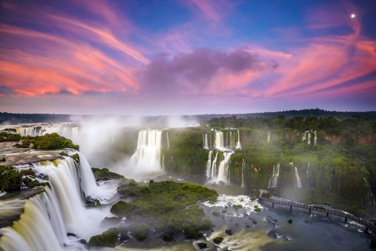 Iguazu Falls, South America's Niagara