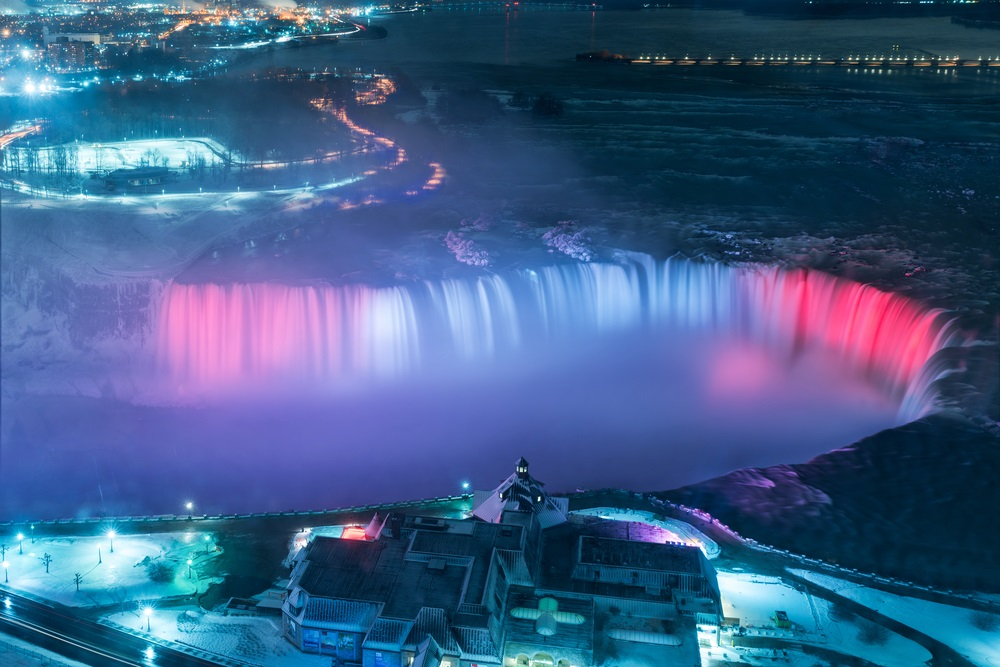 Niagara Falls On Ice Tours4fun