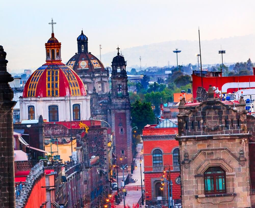 Centro Cafe Mexico City