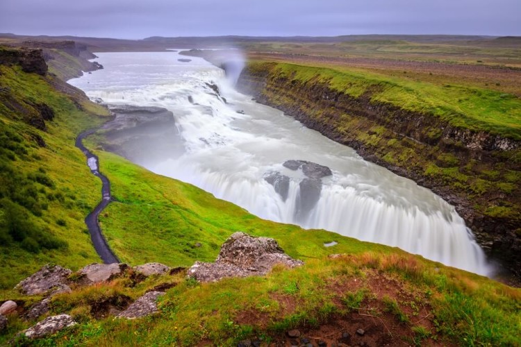 Falling in Love with Iceland
