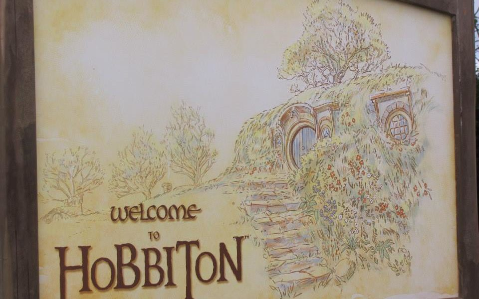 A Journey to Hobbiton