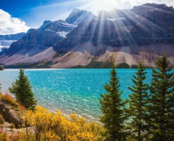 Banff National Park in the Canadian Rockies