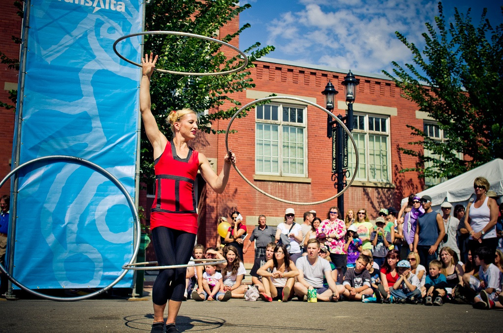 edmonton_fringe_festival by Kurt Bauschardt [EDITORIAL USE ONLY]