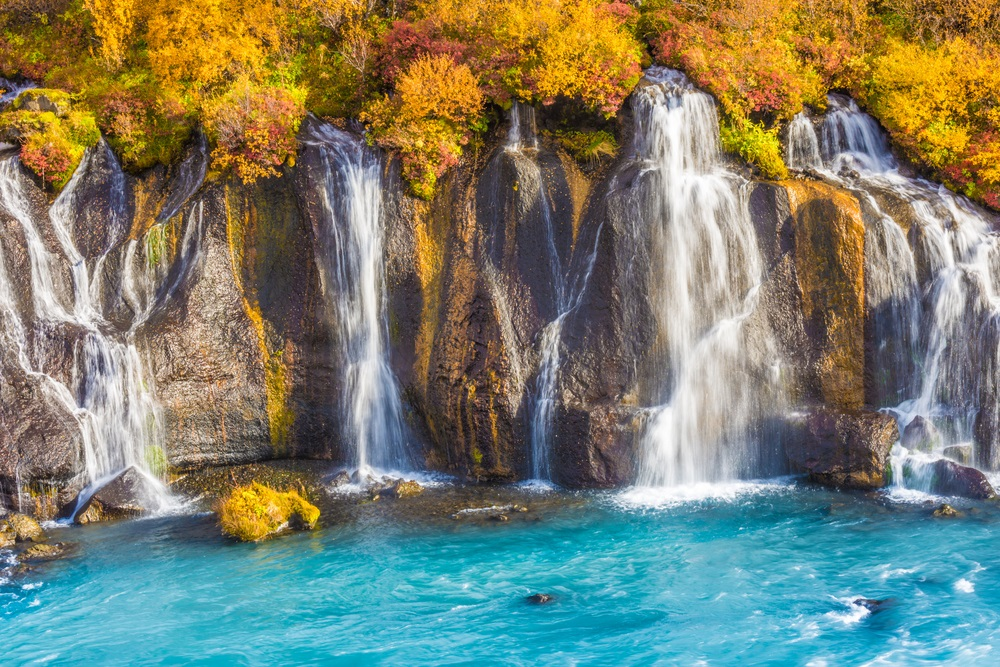 hraunfossar_autumn