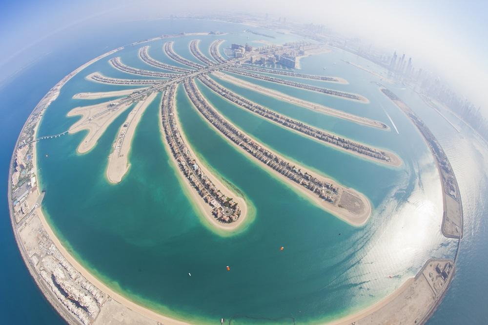 How does Dubai feel?