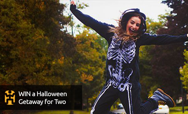 Trip or Treat? Get spooky with World Nomads!