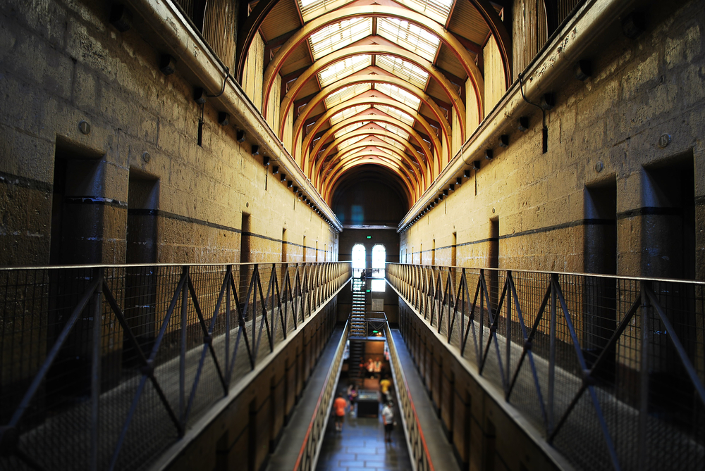 Old Melbourne Jail