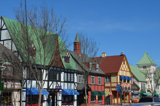 Travelers4Fun Visit the Charming Village of Solvang
