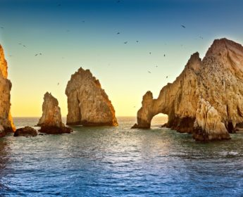Land's End Arch near Los Cabos