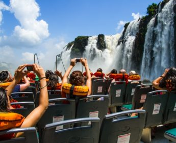 Iguazu adventure cruise