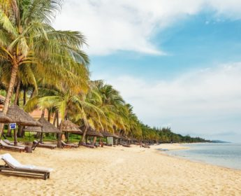 Beachside resort in Phu Quoc