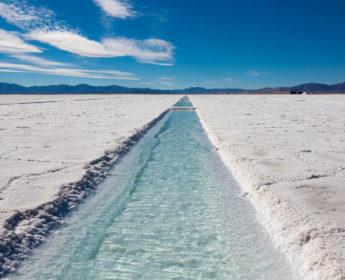 Salinas Grande Salt Field