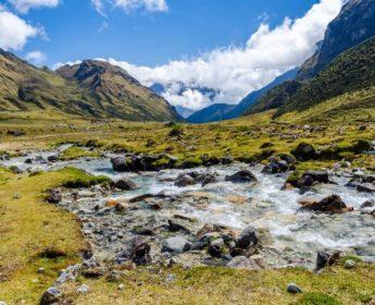 Scenic Salkantay Trek