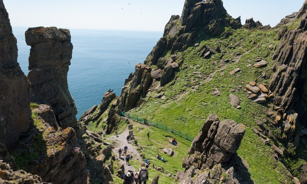 Star Wars VIII: The Last Jedi Filming Locations