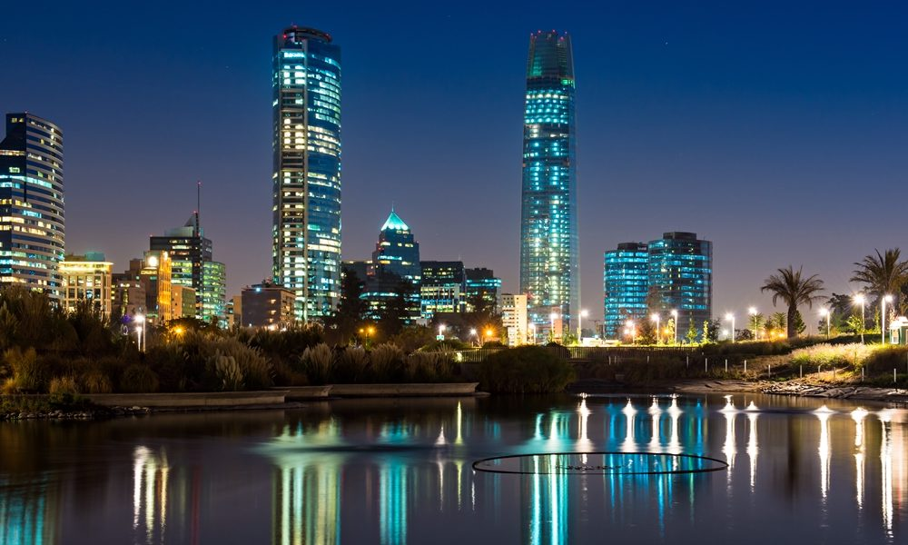 Chile's Capital & Coastal Cities