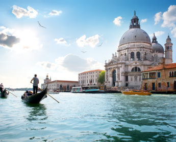 Tour Venice and see the canals