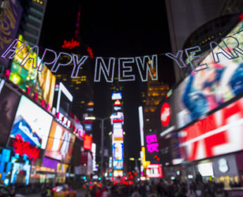 New Year's Eve Tour in Times Square